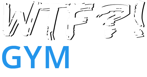 WTF Gym Talk Logo