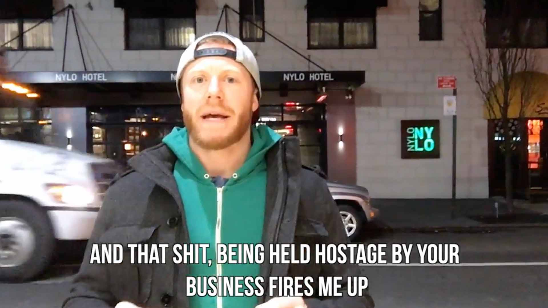 WTF Gym Talk | Don't Be Held Hostage By Your Business