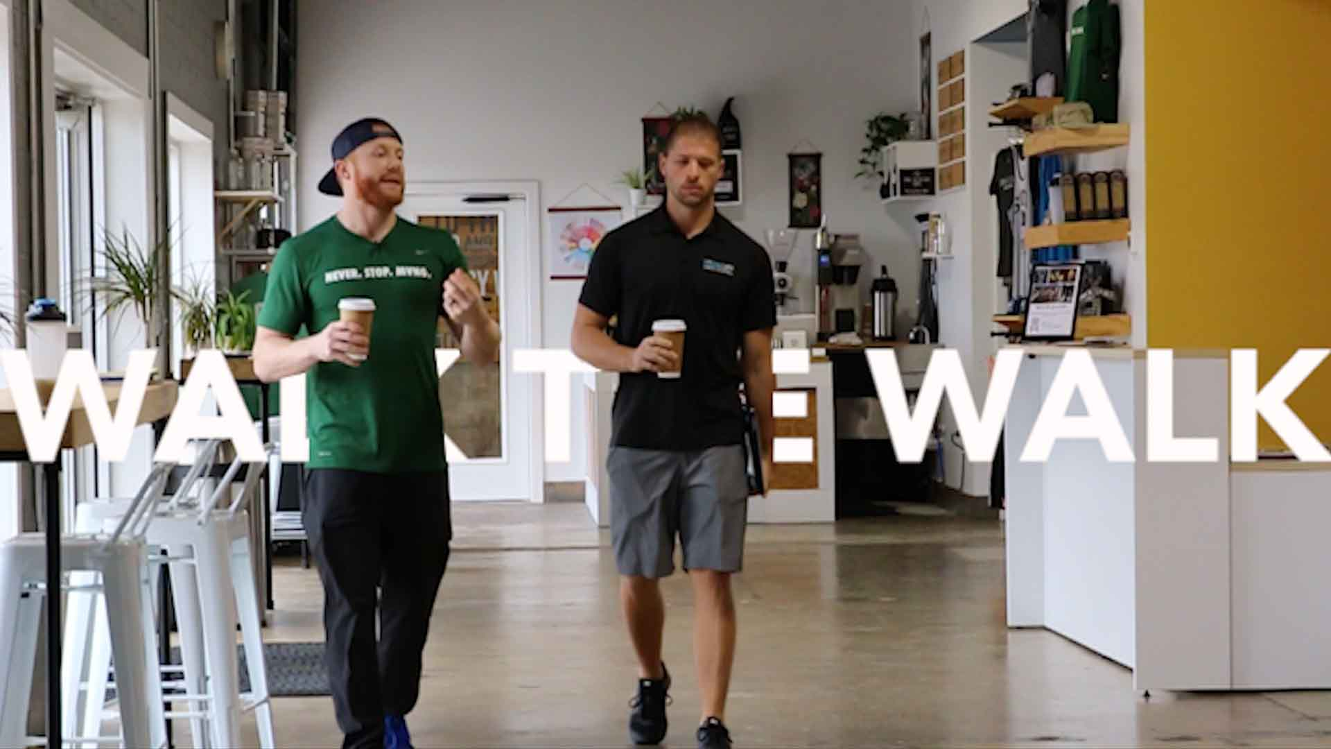 WTF Gym Talk | Walk The Walk w/ CrossFit Northport - Day 1